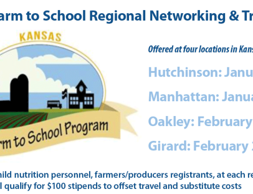 2015 Farm to School Regional Networking and Training Workshops Announced