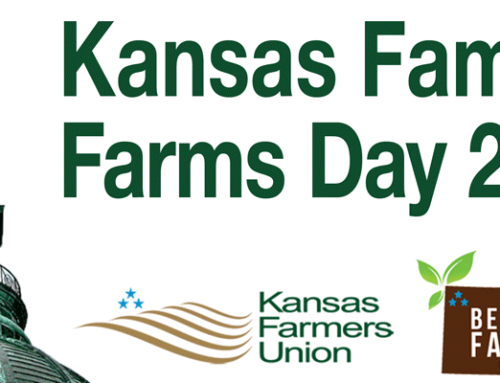 Kansas Family Farms Day at the Capitol