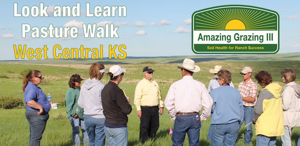 Look $ Learn Pasture Walk: West Central