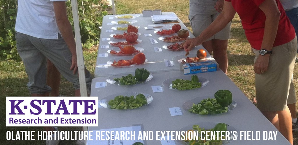 K-State Olathe Horticulture Research and Extension Center's Field Day