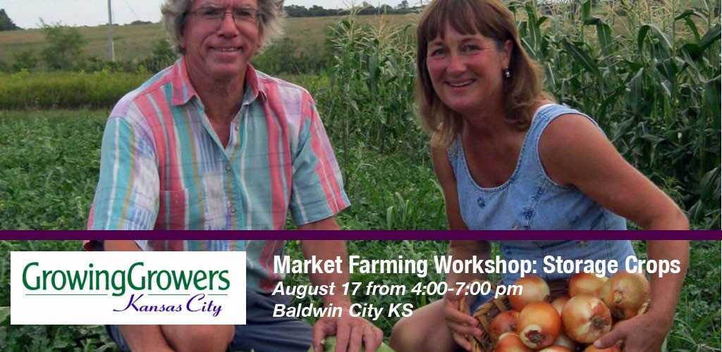 Market Farming Workshop – Storage Crops