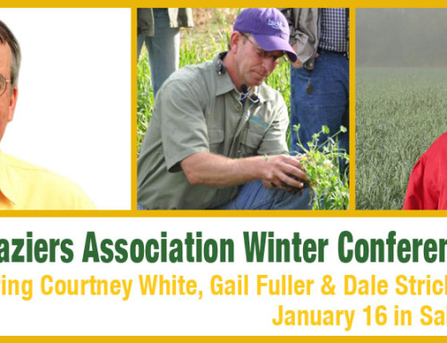 Kansas Graziers Association Winter Conference Set for January 16 in Salina