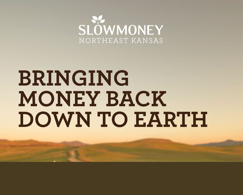 BRINGING MONEY BACK DOWN TO EARTH