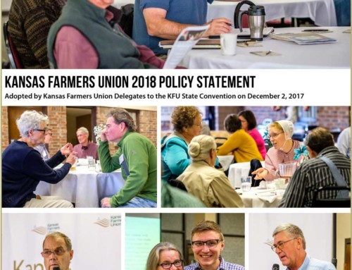 2018 Kansas Farmers Union Policy