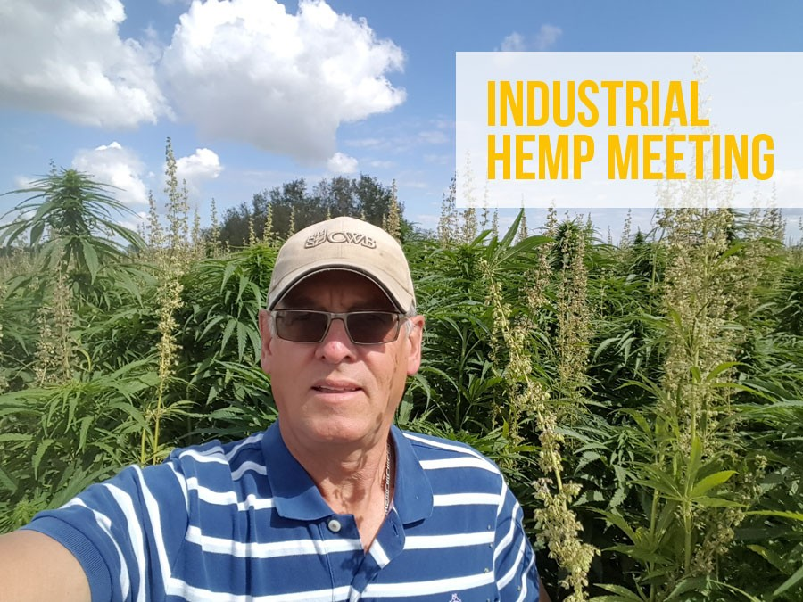 Industrial Hemp Meetings in Kansas