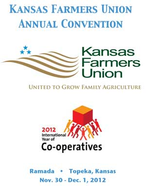2012 Convention Cover: Year of Co-Ops