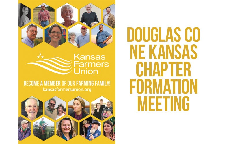 Douglas Co – Northeast Kansas Chapter Formation Meeting and Potluck Dinner