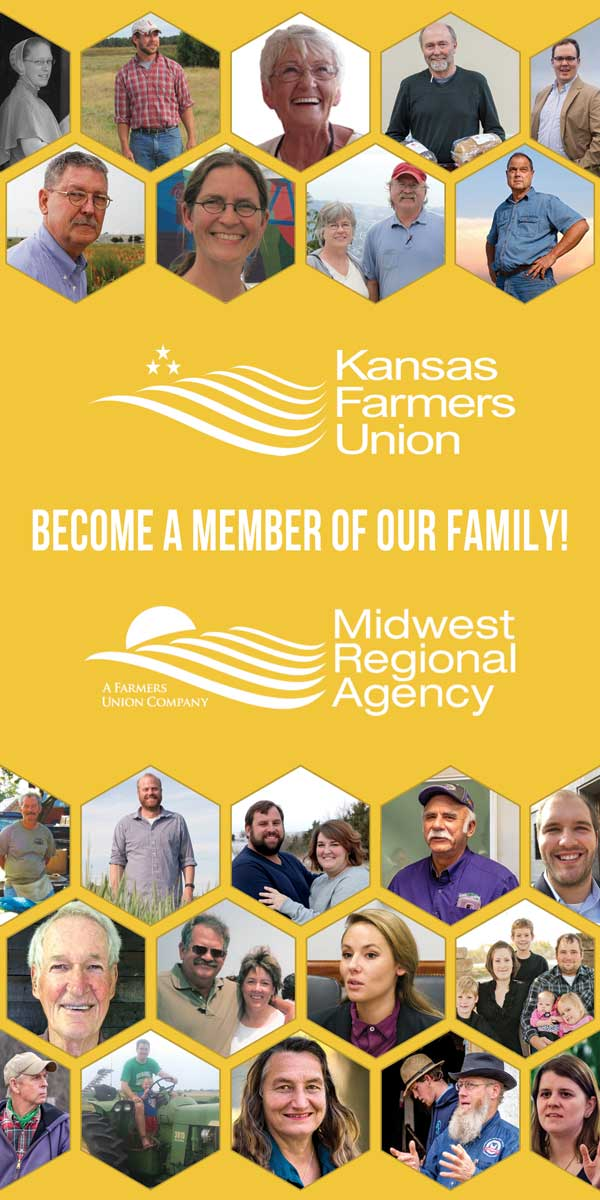 Become a Member of Our Family NFUI Policyholder