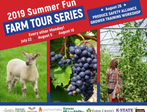 2019 Summer Fun Farm Tour Series Kicks-off July 22