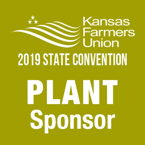 Plant Sponsorship of 2019 KFU State Convention