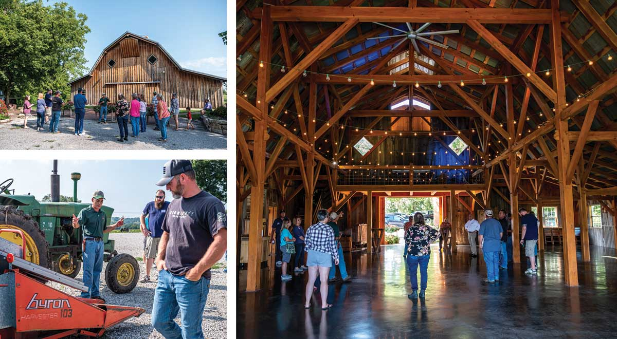 Bryan Zesiger and Gina Montalbano's Z&M Twisted Vines Wine and Winery in Leavenworth is open four days a week and also for events.