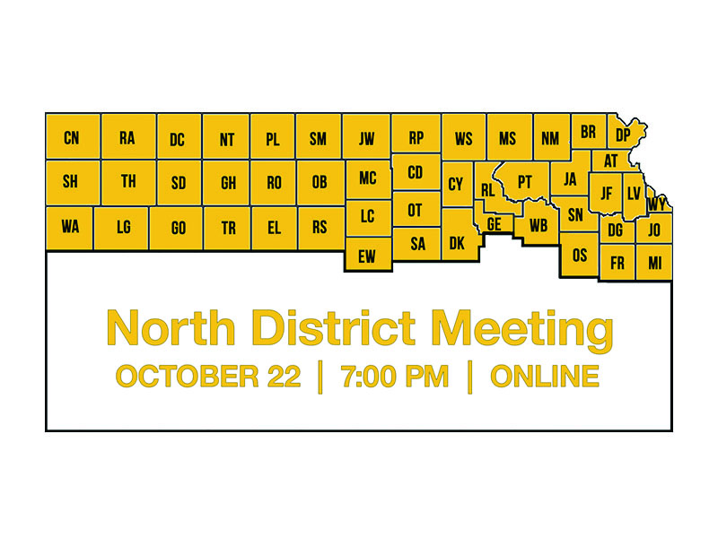 Kansas Farmers Union North District Meeting