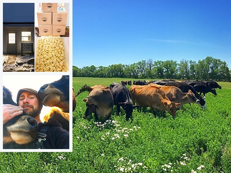 Thursdays with the Kansas Farmers Union Family: Finding a Future for a Small Dairy