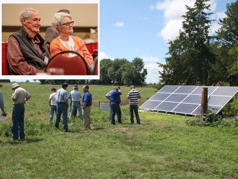 Thursdays with the Kansas Farmers Union Family: Our lives in Alaska and how climate change is changing their world