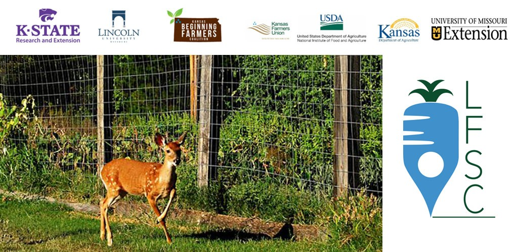 Wildlife control and produce safety for produce growers