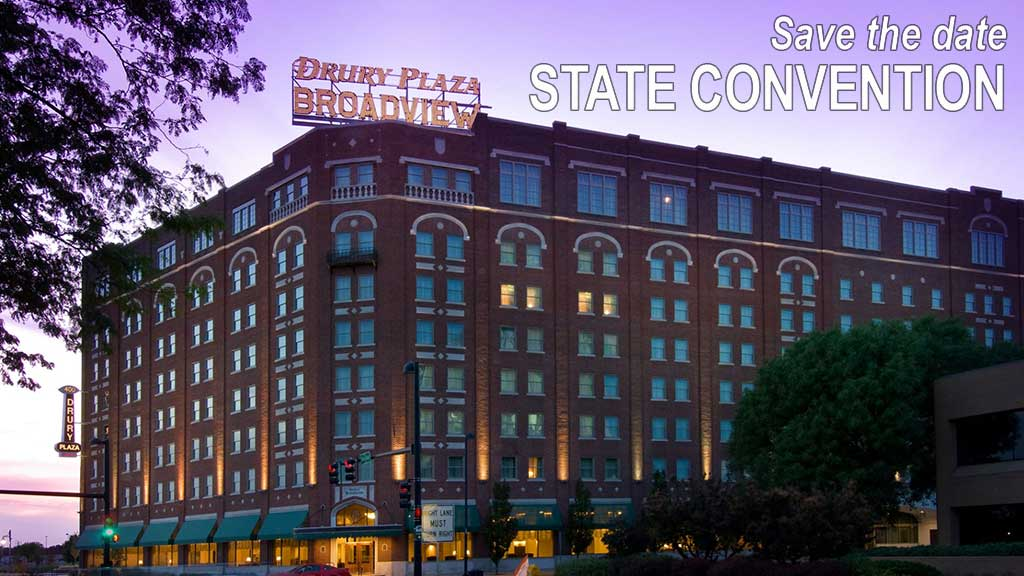 Save the Date for 2021 KFU State Convention
