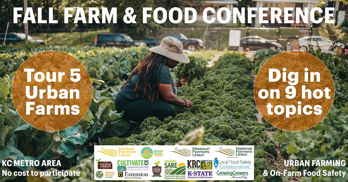 Urban Food and Farming Conference 2021